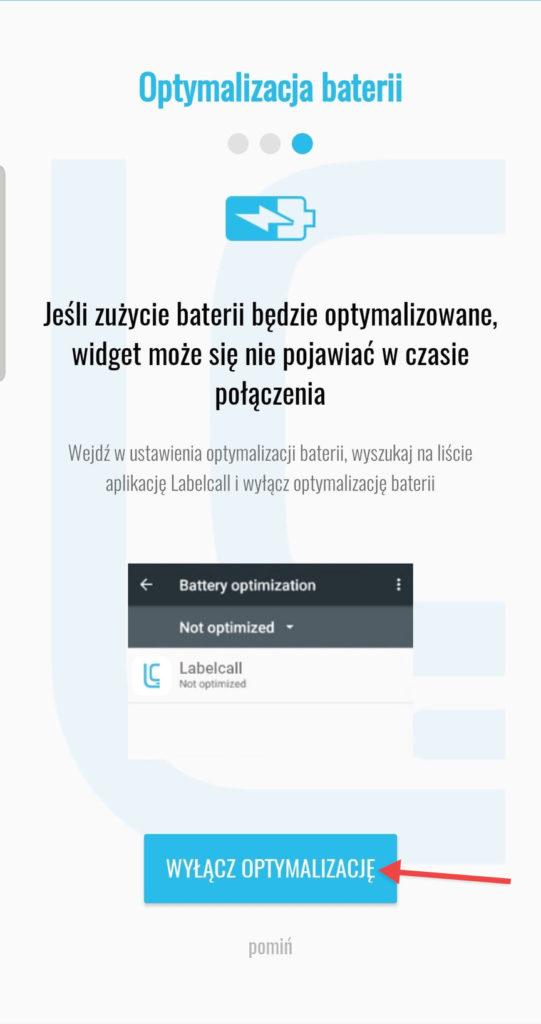 Optymalizacja Baterii